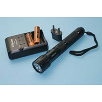 Rechargeable Mini Metal Torch